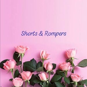 Pants - Shorts & Rompers